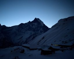 Annapurna Base Camp Trek Itinerary Summary