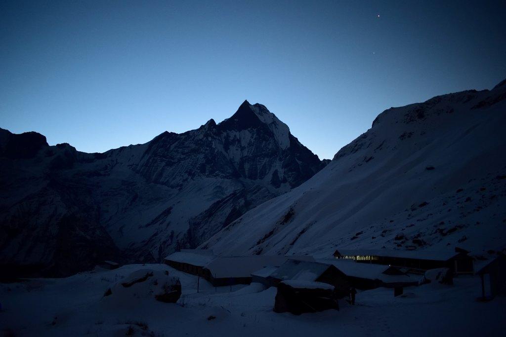Annapurna Base Camp Trek Itinerary Summary