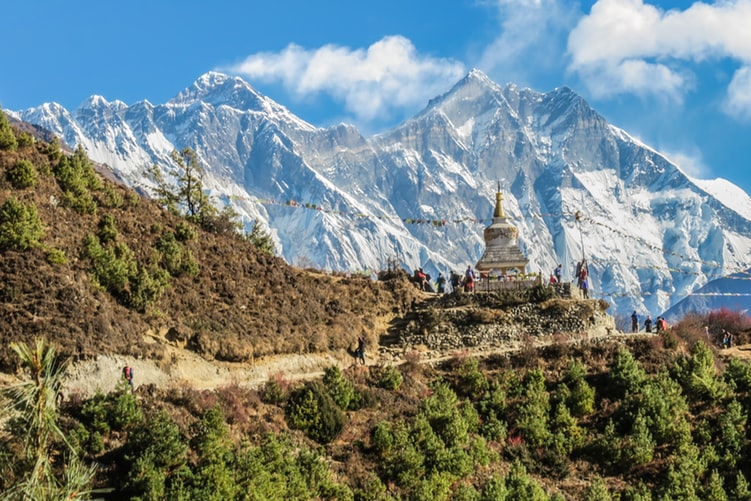 My Everest Base Camp Trek Story