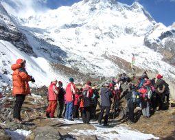Trekking Routes of Annapurna Region